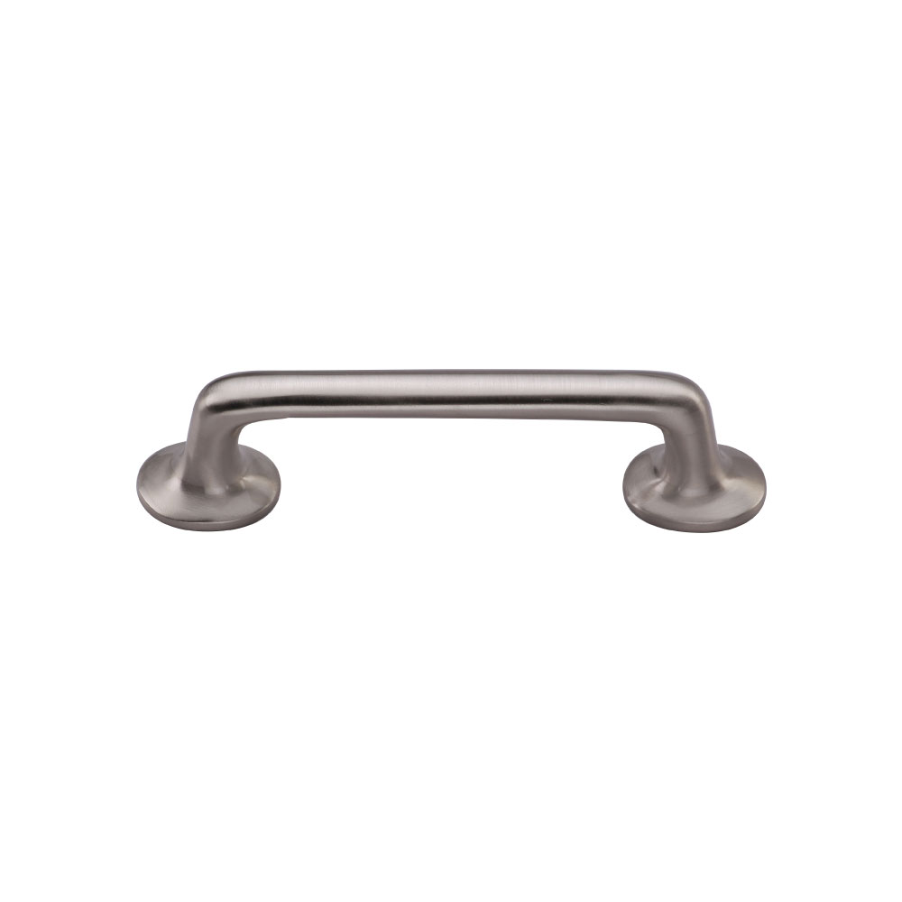 267MT0376-153-GSN Sash handle 153mm ctc shown in satin nickel. Available in three other sizes and finishes.