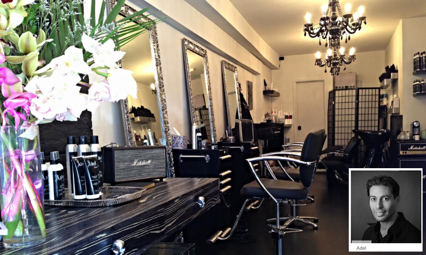 Adel Salon Services Of Adel Atelier A Full Service Hair Salon In New York City