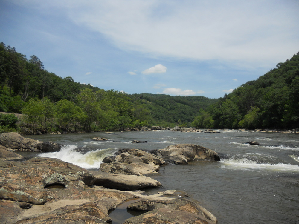 The French Broad River