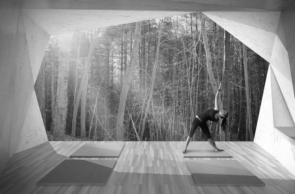 yoga retreat _ woodstock, ny