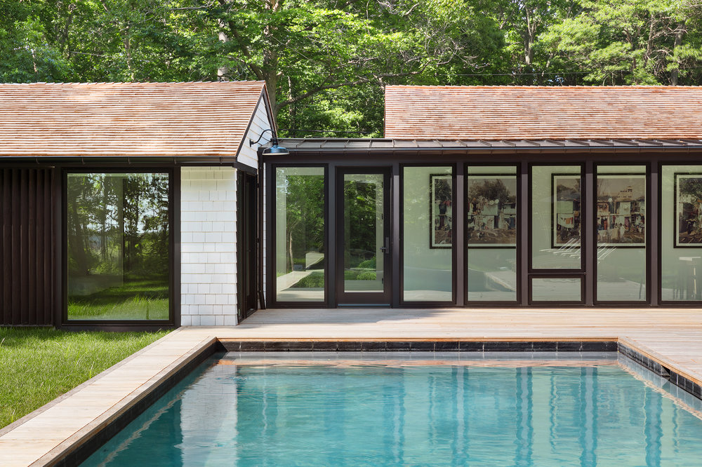cedar street house   status:  completed 2017   program:  residential square feet:  2,700 sf        location:  east hampton, ny    photo: donna dotan photography