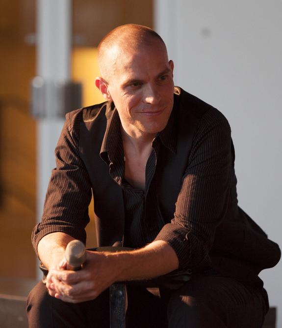Felix Leuschner photoby Pedro Malinowski