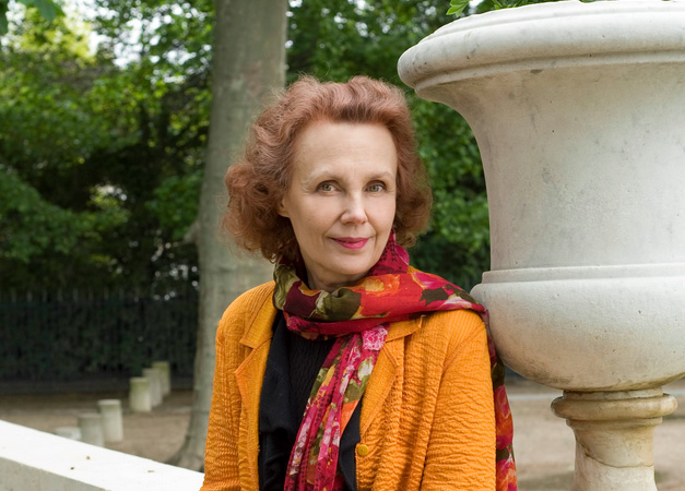 photo from Kaija Saariaho's website