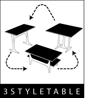 3styletable