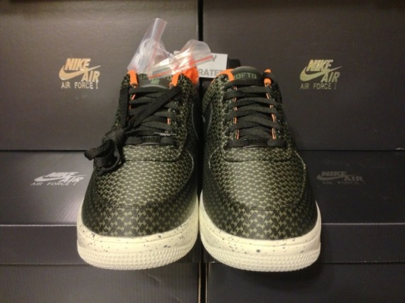 nike lunar air force 1 x undefeated