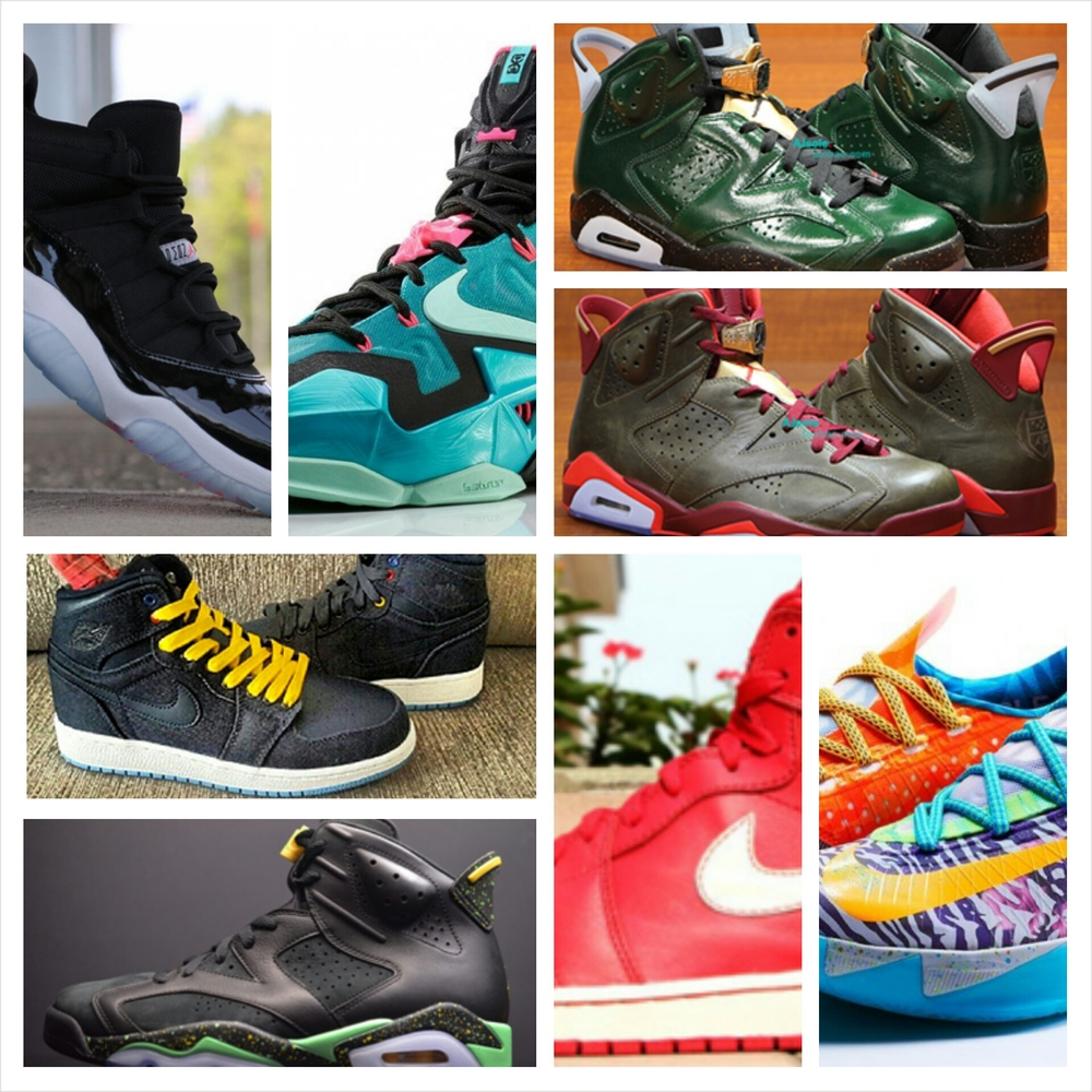 June will consist of a great amount of sneakers  releasing from the Nike and Jordan Brand. I know it's going to be impossible to obtain all these pairs to be release but it will be great to have. Out of the June releases the most covered shoes that  people will want is What The KD, Brazil Pack, The Champagne and Cigars Pack and The Jordan Denim sneaker. Thus might be the best month for sneakers.