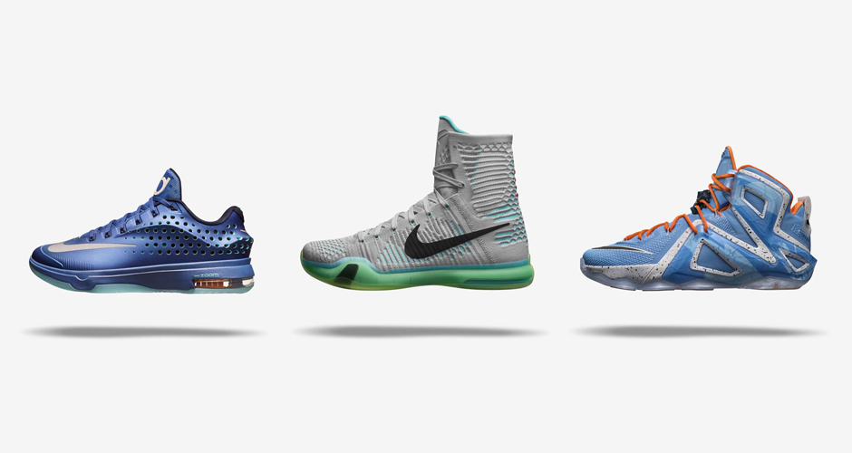 Nike Basketball Elevate Collection – May 15th