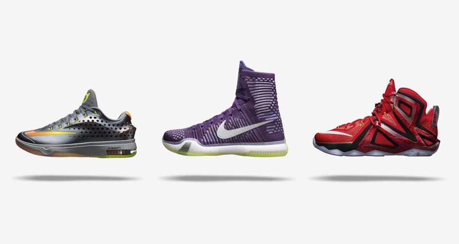 Nike Basketball Team Collection – April 18th