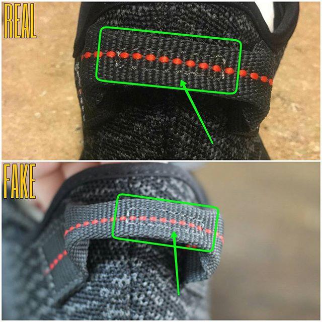 Adidas Yeezy Fake Vs Original