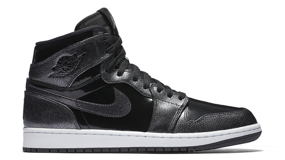 "Air Jordan 1 Retro High ""Black Patent"""