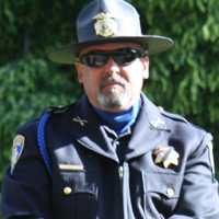 VICE PRESIDENT      Randy Bentson     Gilroy Police Department