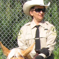 Jacquie Hartigan , Treasurer  Riverside Police Department, Retired