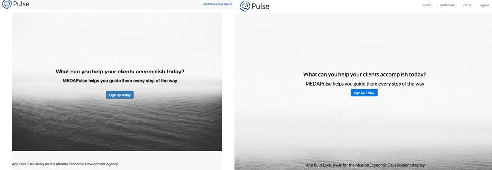 MEDAPulse v1.0 vs. MEDAPulse v2.0