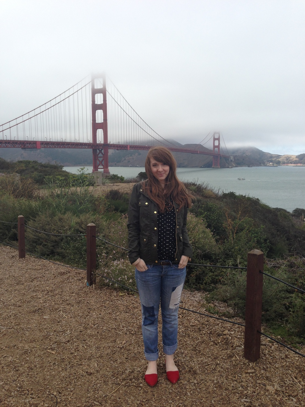 Golden Gate Wife