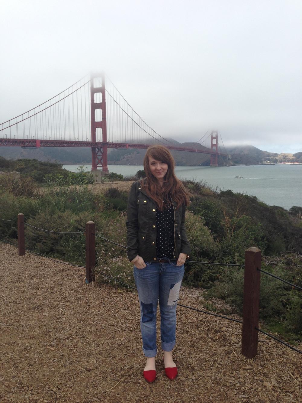 Golden Gate Wife