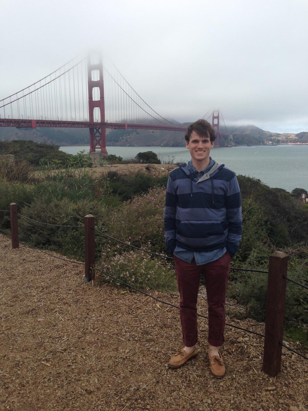 Golden Gate Husband