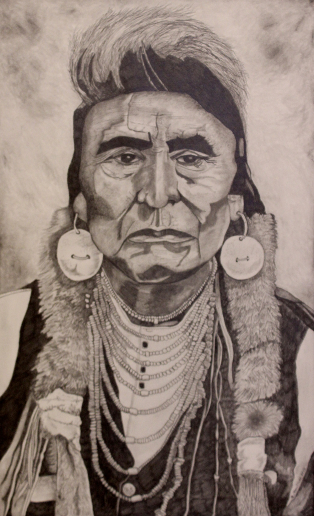 Chief Joseph by K. Houlihan