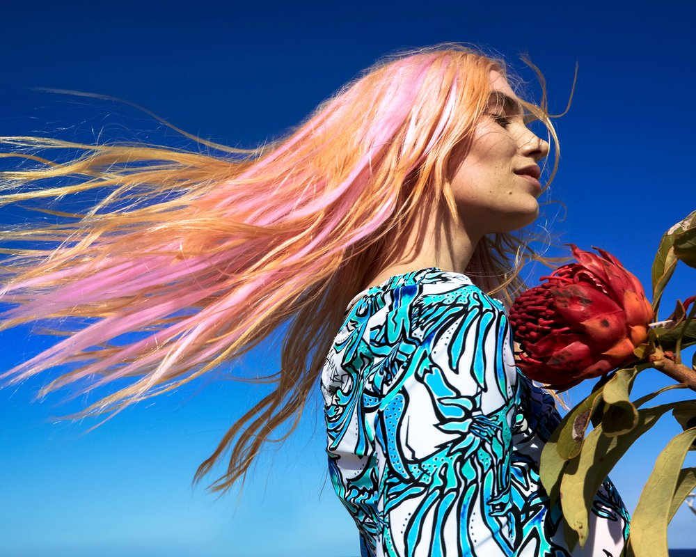 Photography - Juliet Taylor  Styling - Fleur Egan  H&M - Graeme Cumming, Becca Gilmartin
