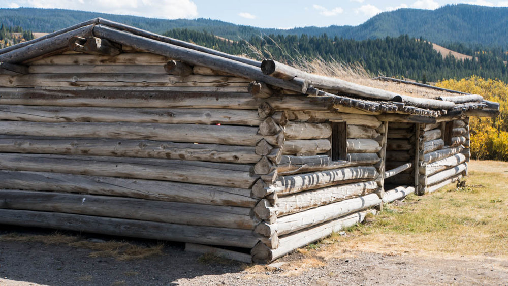 Cunningham Cabin, the site of a notorious turn-of-the-century massacre.
