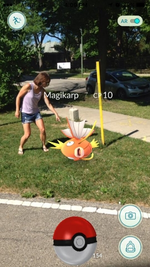 I learned that Magikarp are pretty useless until you get a lot of them and then you can turn them into a dragon thing.