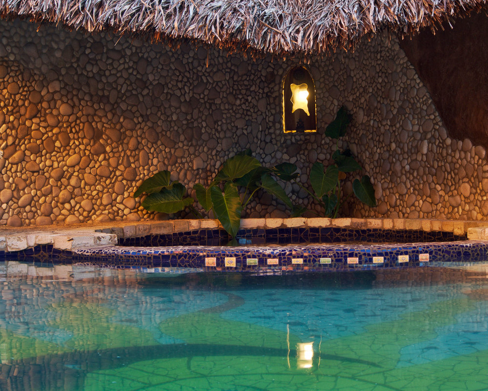 Hotel La Hasienda, Kupang, NTT, Indonesia. Photo © Daniel Pramudya Rolandsen