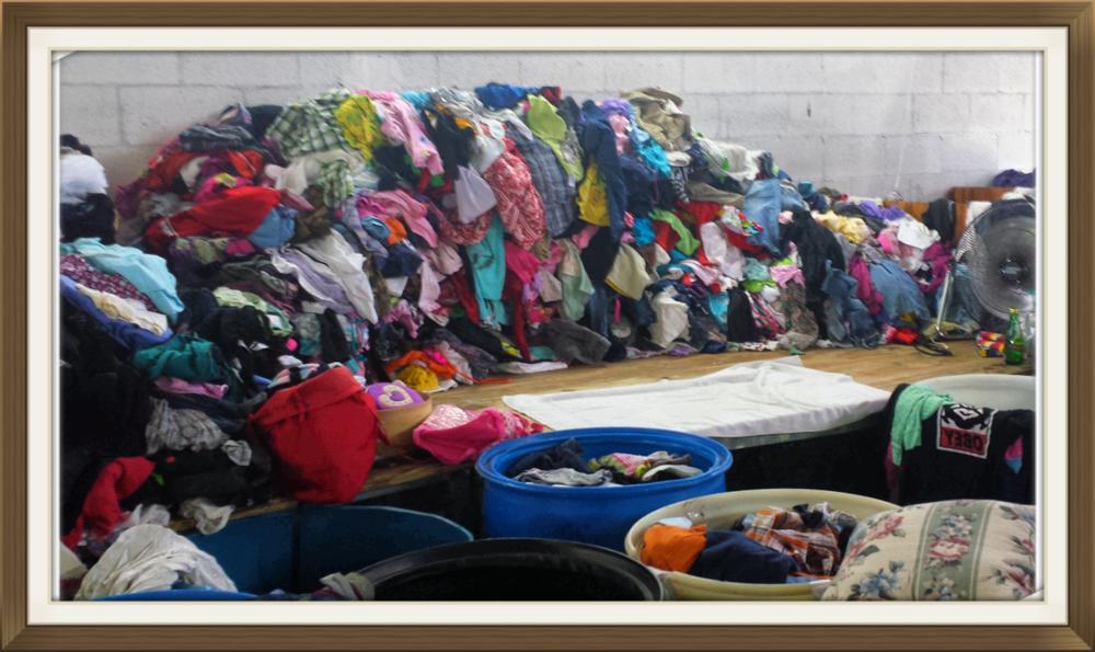 Used Clothing Wholesale >> Used Clothes Winter Mix Bulk Used Clothing