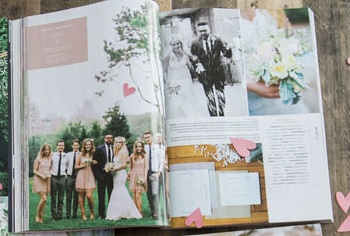 Featured in The Knot New York - Jan 2015 - Photography by Emily Steffen and Wedding Planning by Lizie Anne