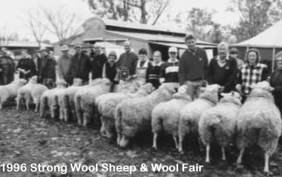 Events — Australian Rare Breed Sheep Project