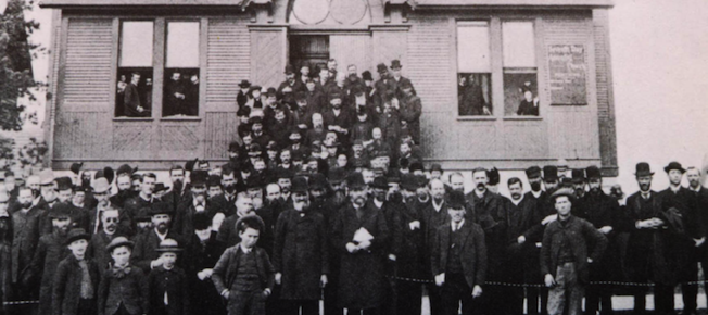 1888 gc conference