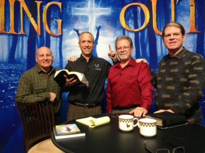 Mike Carducci, Steve Wohlberg, Ron Woolsey, Wayne Blakely
