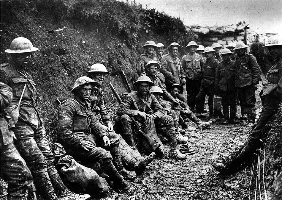 Royal Irish Rifles at the Battle of the Somme, July 1916