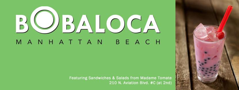 Bobaloca Coffee, Juice, Tea & Specialty Tapioca Drinks in Manhattan Beach