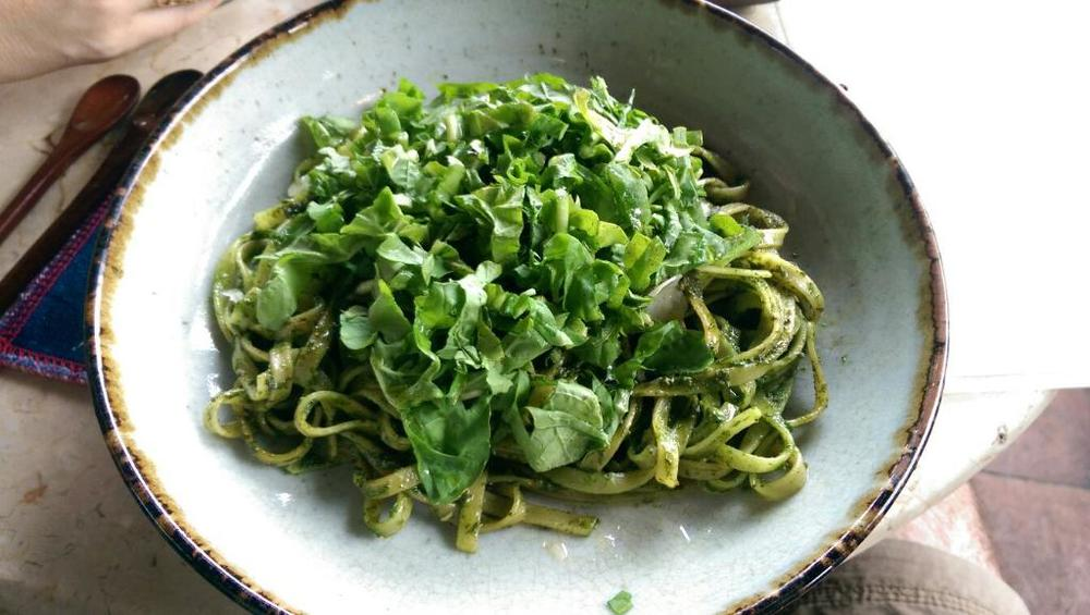 One of the best Pesto dishes ever!