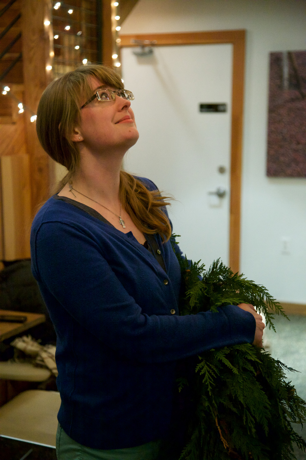 Behind the Scenes: Winter Decorations