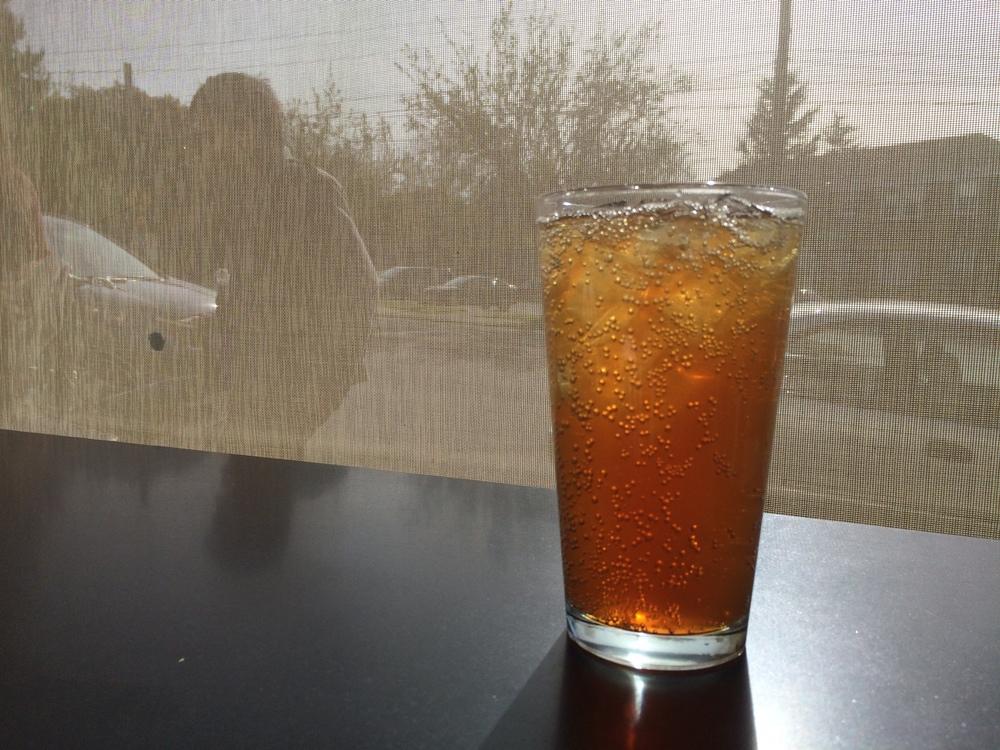 Cascara Soda  //  Photo by James Niewinski