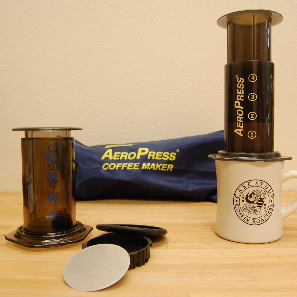 Brew It: Aeropress