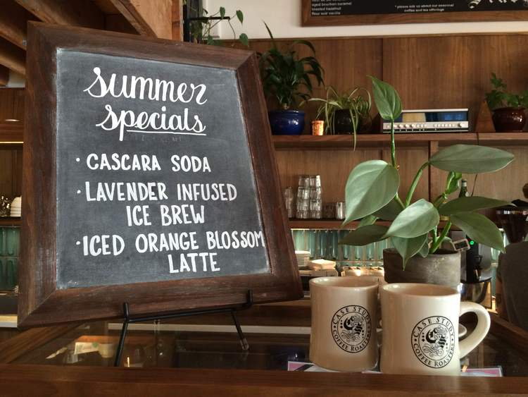 Summer Specials // Photo by Rachel Emery