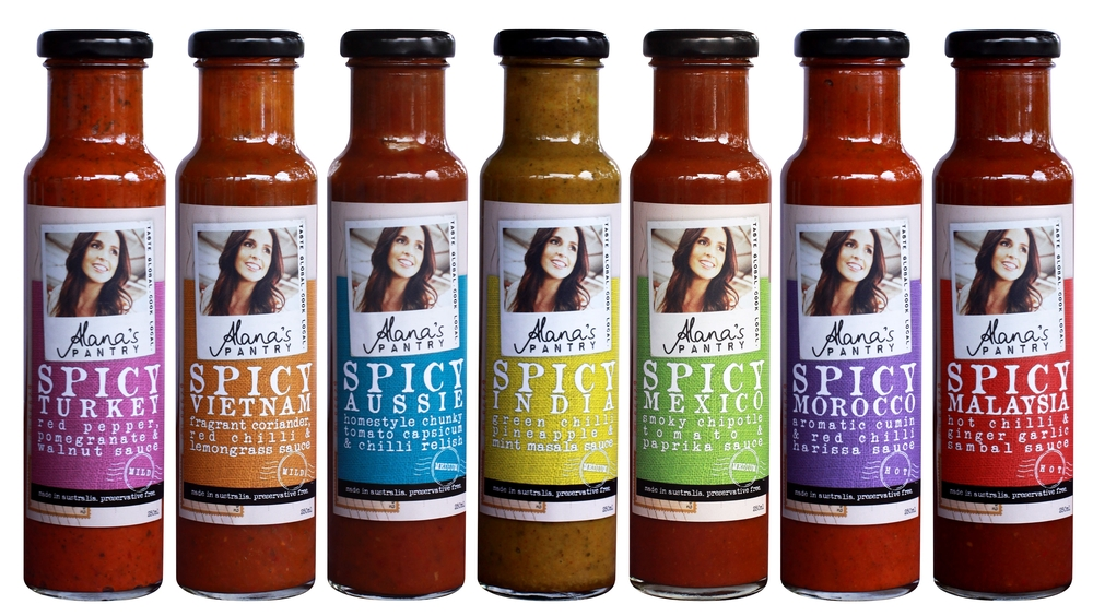 SPICY SAUCES