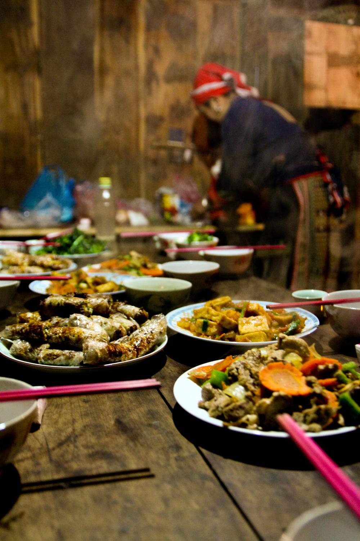 SPICY VIETNAM recipes