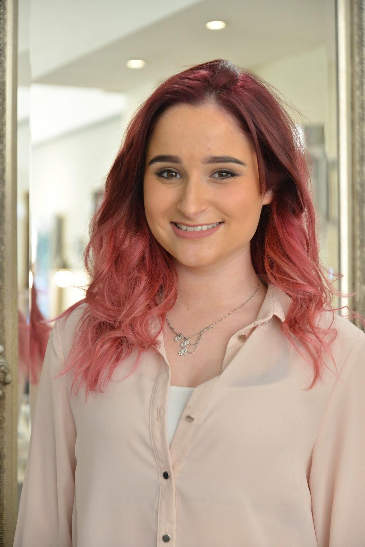 Charlotte, Assistant, Radlett Salon