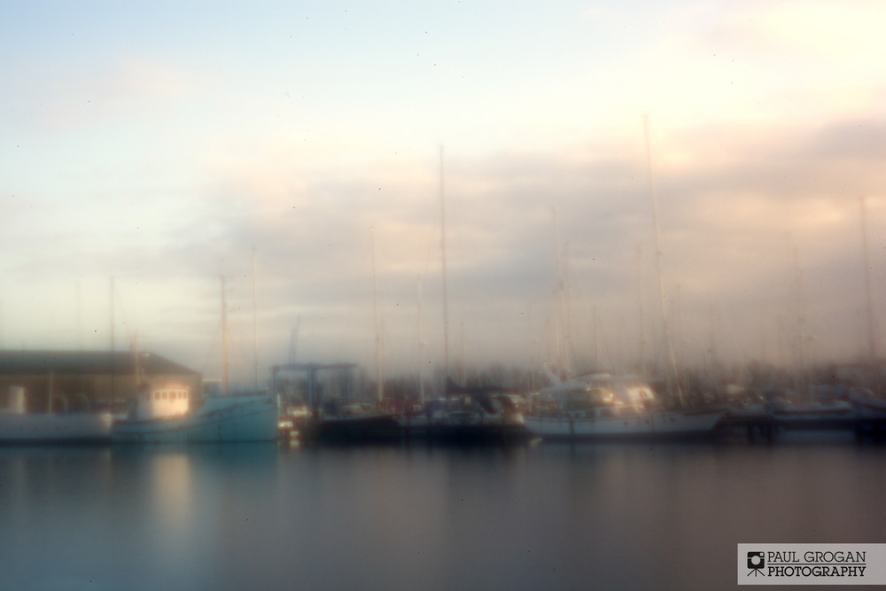 Glasson Dock Marina - Pinhole