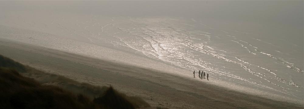 These sands dunes are pretty massive!