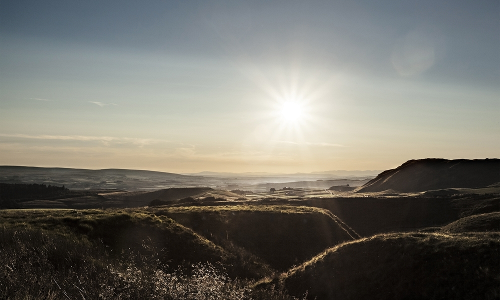 Yorkshire Sunset Landscape Photography