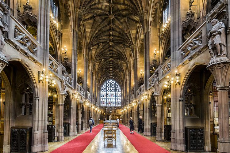 Image result for john rylands library manchester