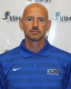 Tim Moody, Roger Williams summer soccer camp coach