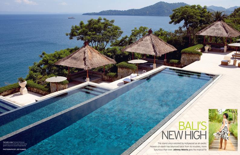 Amankila, Aman Resorts, Bali