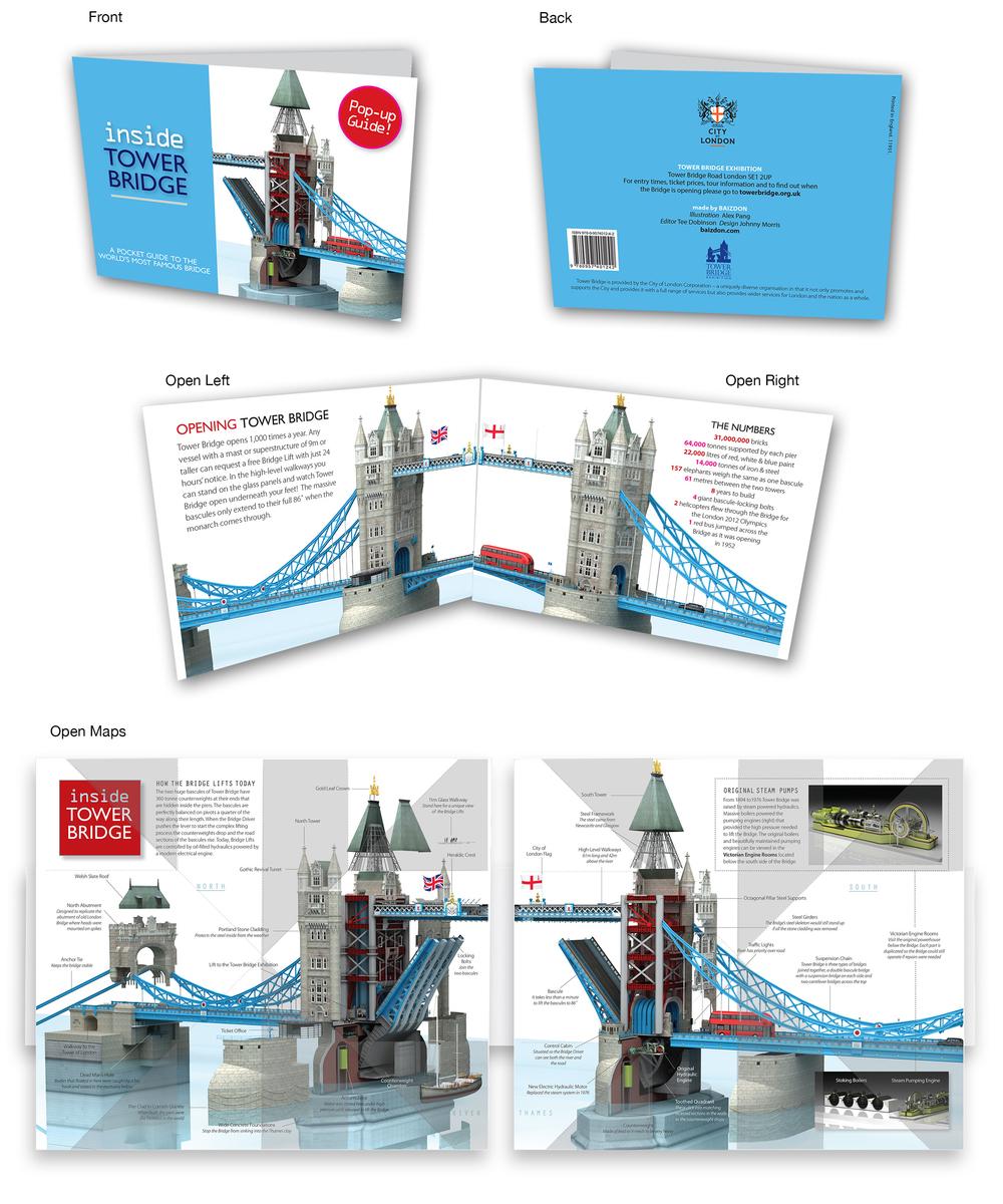 Baizdon's Pocket Guide for Tower Bridge