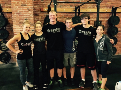 CrossFit Gig Harbor Coaches Prep and Intern Program Here at CrossFit Gig Harbor we have an intern to coach program that has brought over 2o athletes up through the CrossFit Level One Certification.  Athletes participate in a deep and engaging program within the gym before gaining their Level One through the official course by CrossFit HQ.  Interested? Email us.