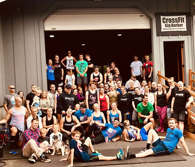 CFGH Summer Slam Team Series 2018! 11 teams, 5 great workouts, 3 locations and amazing people! #truth #sh*tworks #fitcommunity #lifelongfitness #cfgh
