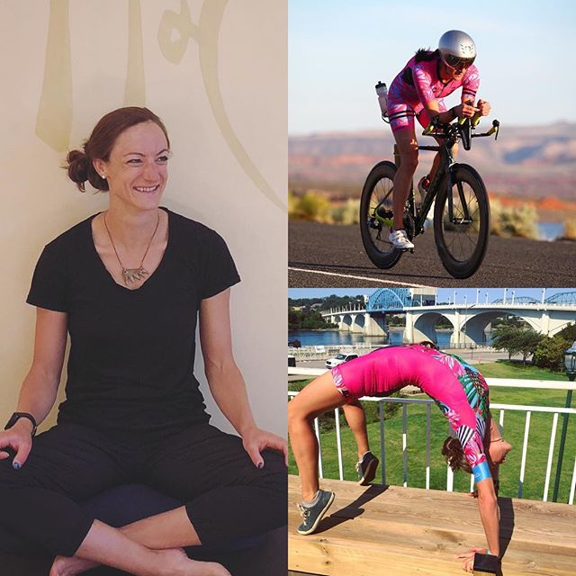 Join us this Sunday at 10am for Yoga and to welcome our newest instructor Kyra!  Kyra is a pro triathlete who understands the need for active recovery.  We are excited to have her as part of our team!